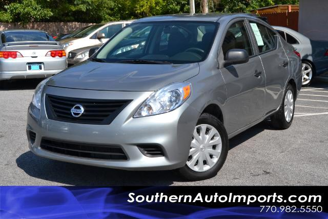 2012 Nissan Versa VERSA SONE OWNERCLEAN CARFAX CERTIFIEDPLEASE CALL US AT 866-210-0391 TO DR