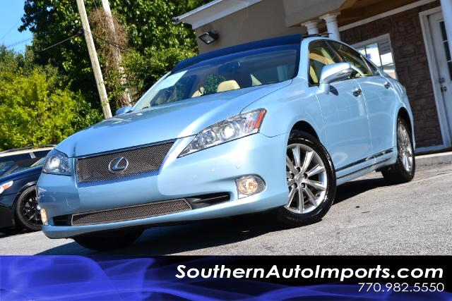 2010 Lexus ES 350 ES350 WULTRA LUXURY PACKAGEONE OWNERCLEAN CARFAX CERTIFIEDPLEASE CALL US