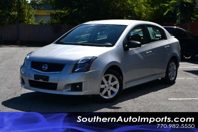 2011 Nissan Sentra 2O SR PACKAGEONE OWNERCLEAN CARFAX CERTIFIEDPLEASE CALL US AT 866-210-03
