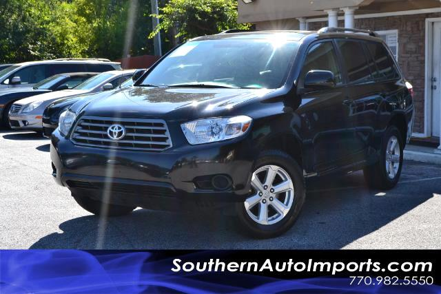 2010 Toyota Highlander HIGHLANDER 4X4CLEAN CARFAX CERITIFIEDPLEASE CALL US AT 866-210-0391 TO
