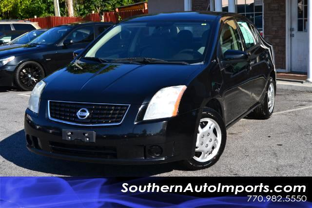 2008 Nissan Sentra SENTRA 20PLEASE CALL US AT 866-210-0391 TO DRIVE THIS VEHICLE HOME TODAYCD