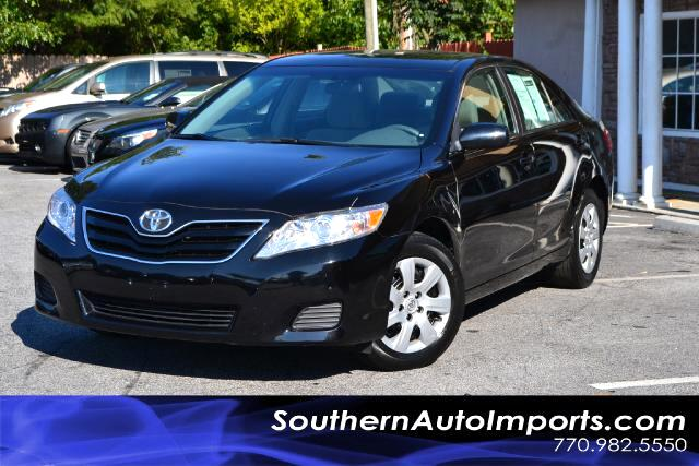2011 Toyota Camry LE MODELONE OWNERCLEAN CARFAX CERTIFIEDPLEASE CALL US AT 866-210-0391 TO D