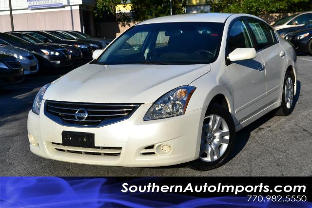 2010 Nissan Altima 25S MODELONE OWNERCLEAN CARFAX CERTIFIEDPLEASE CALL US AT 866-210-0391 T