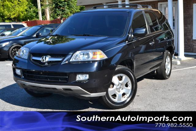 2005 Acura MDX MDX PREMIUMSUPER CLEANPLEASE CALL US AT 866-210-0391 TO DRIVE THIS VEHICLE HOME