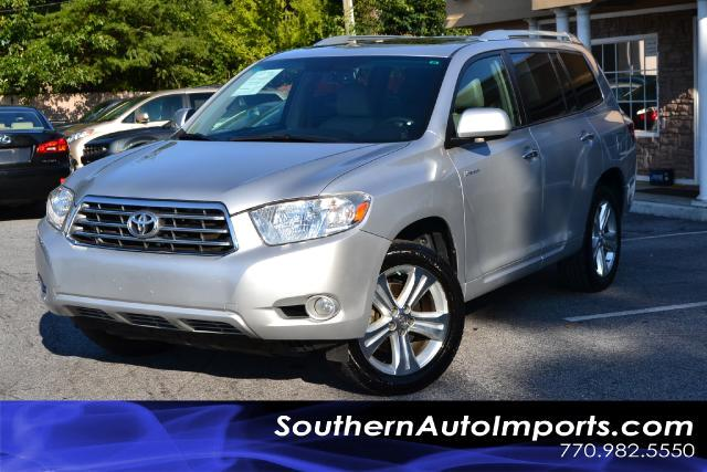 2010 Toyota Highlander HIGLANDER LIMITED WNAVIGATIONONE OWNERSOUTHERN DRIVEN PERSONALLY PRE-O