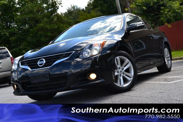 2011 Nissan Altima 25S COUPE WCONVENIENCE PLUS PKGONE OWNERCLEAN CARFAX CERTIFIEDPLEASE CA