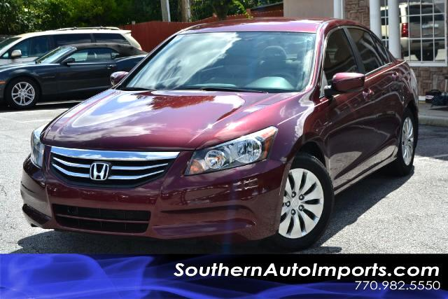 2011 Honda Accord LX MODELONE OWNERCLEAN CARFAX CERTIFIEDPLEASE CALL US AT 866-210-0391 TO D