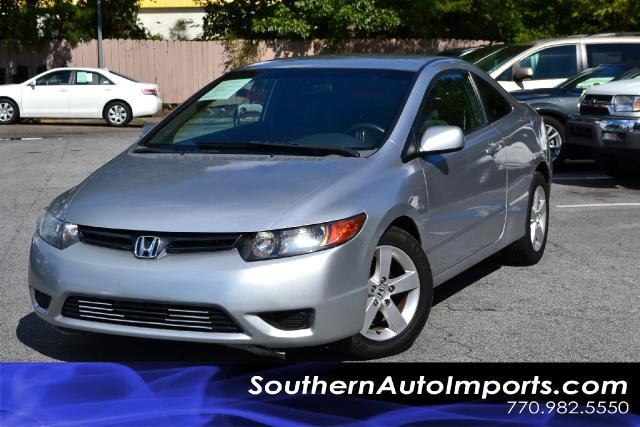 2008 Honda Civic LX COUPEPLEASE CALL US AT 866-210-0391 TO DRIVE THIS VEHICLE HOME TODAYALL PO