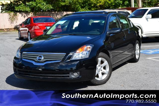 2008 Nissan Altima 25S SPECIAL EDITIONSUNROOFALLOY WHEELSPLEASE CALL US AT 866-210-0391 TO
