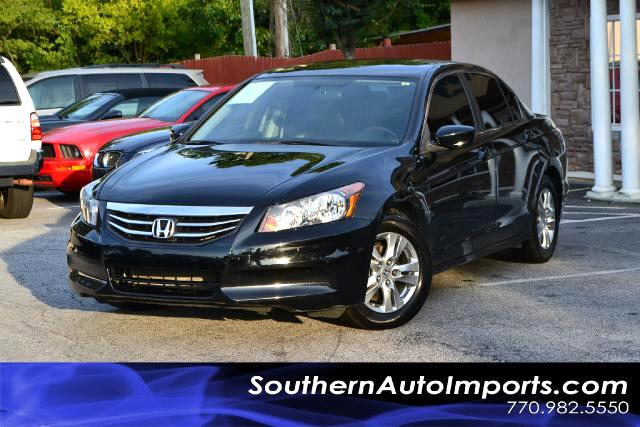 2011 Honda Accord SE SEDANONE OWNERPLEASE CALL US AT 866-210-0391 TO DRIVE THIS VEHICLE HOME T