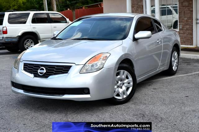 2008 Nissan Altima 25S COUPECLEAN CARFAX CERTIFIEDPLEASE CALL US AT 866-210-0391 TO DRIVE THI