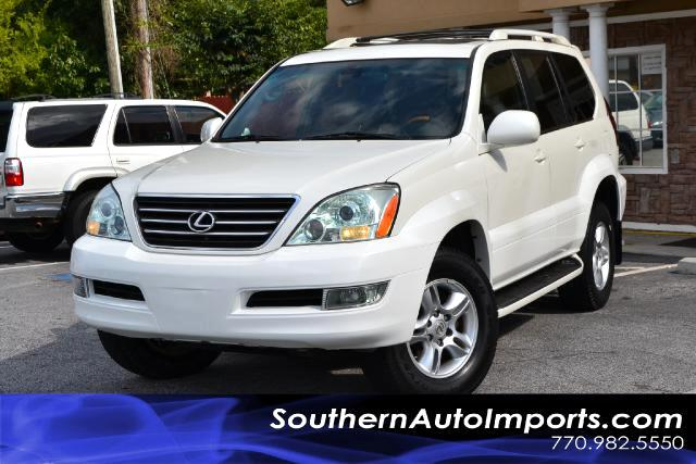 2005 Lexus GX 470 GX470 W NAVIGATIONSUPER CLEANPLEASE CALL US AT 866-210-0391 TO DRIVE THIS V
