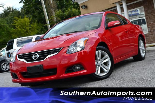 2010 Nissan Altima 25S COUPEONE OWNERSUPER CLEANPLEASE CALL US AT 866-210-0391 TO DRIVE THI