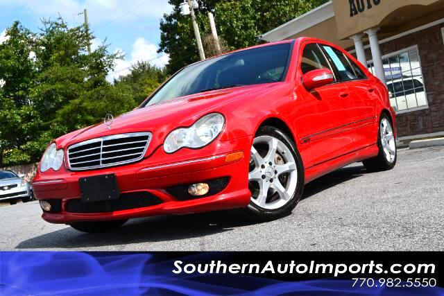 2007 Mercedes C-Class C230CLEAN CARFAX CERTIFIEDPLEASE CALL US AT 866-210-0391 TO DRIVE THIS V