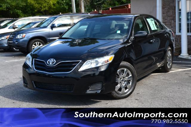 2011 Toyota Camry LE MODELCLEAN CARFAX CERTIFIEDPLEASE CALL US AT 866-210-0391 TO DRIVE THIS V