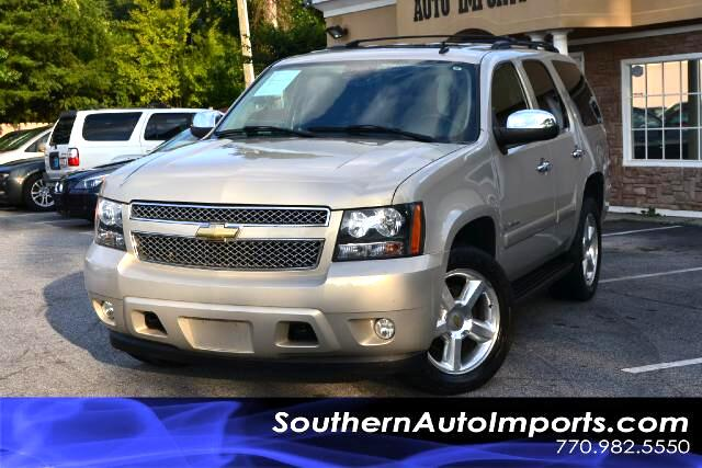 2008 Chevrolet Tahoe 4WD LTZ TAHOEONE OWNERCLEAN CARFAX CERTIFIEDPLEASE CALL US AT 866-210-0