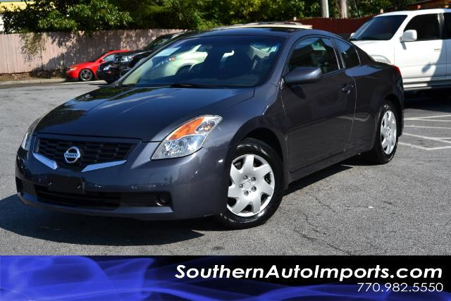 2009 Nissan Altima 25S COUPECLEAN CARFAX CERTIFIEDPLEASE CALL US AT 866-210-0391 TO DRIVE THI