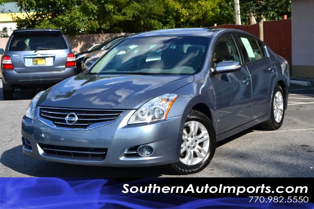 2011 Nissan Altima 25S CONVENIENCE PLUS PKGONE OWNERCLEAN CARFAX CERTIFIEDPLEASE CALL US AT