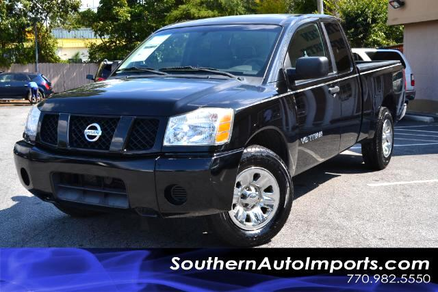 2005 Nissan Titan TITAN 56CLEAN CARFAX CERTIFIEDPLEASE CALL US AT 866-210-0391 TO DRIVE THIS