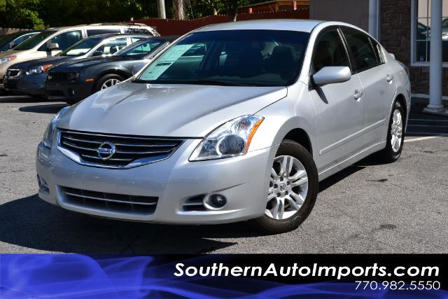 2011 Nissan Altima 25S CONVENIENCE PACKAGEONE OWNERCLEAN CARFAX CERTIFIEDPLEASE CALL US AT