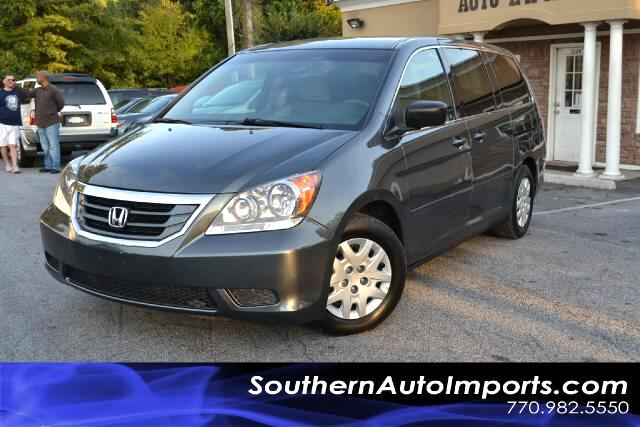2010 Honda Odyssey LX MODELPLEASE CALL US AT 866-210-0391 TO DRIVE THIS VEHICLE HOME TODAYALL