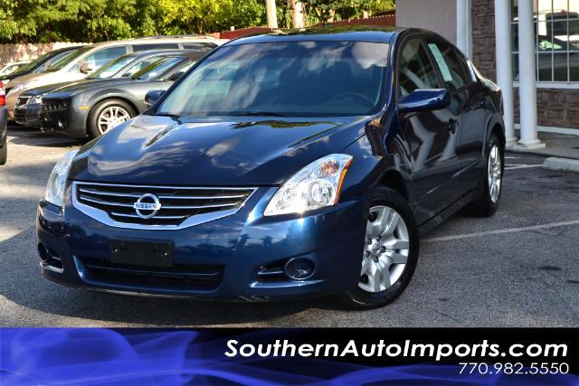 2011 Nissan Altima 25S MODELONE OWNERCLEAN CARFAX CERTIFIEDPLEASE CALL US AT 866-210-0391 T