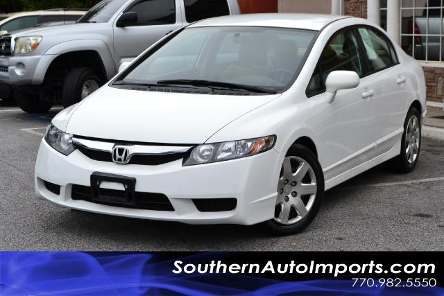2011 Honda Civic LX MODELONE OWNERCLEAN CARFAX CERTIFIEDPLEASE CALL US AT 866-210-0391 TO DR