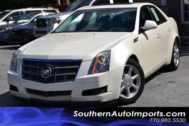 2008 Cadillac CTS CTS 4 LUXURY AWD LOADED TO MAX PLEASE CALL US AT 7709825550 TO GET THIS VEHI