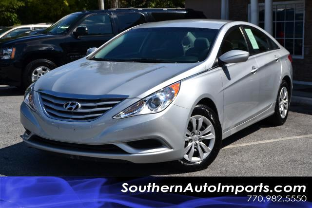 2011 Hyundai Sonata SONATA GLSONE OWNERCLEAN CARFAX CERTIFIEDPLEASE CALL US AT 866-210-0391