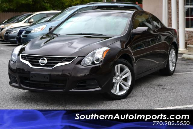 2011 Nissan Altima 25S COUPECLEAN CARFAX CERTIFIEDONE OWNERPLEASE CALL US AT 866-210-0391 T