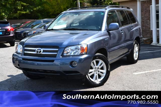 2006 Toyota Highlander Hybrid HIGHLANDER HYBRIDCLEAN CARFAX CERTIFIEDPLEASE CALL US AT 866-210