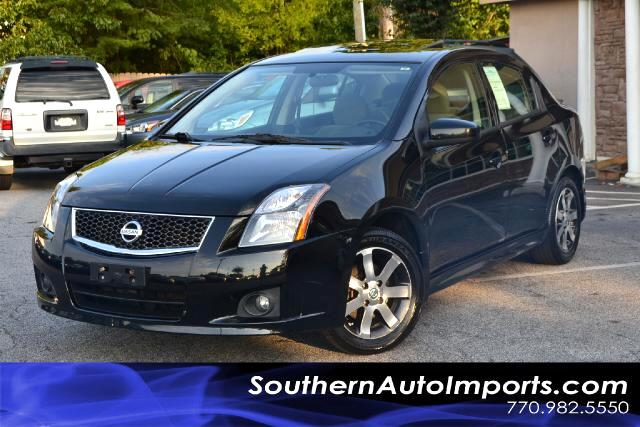 2011 Nissan Sentra 2OSR WNAVIGATIONONE OWNERCLEAN CARFAX CERTIFIEDPLEASE CALL US AT 866-21