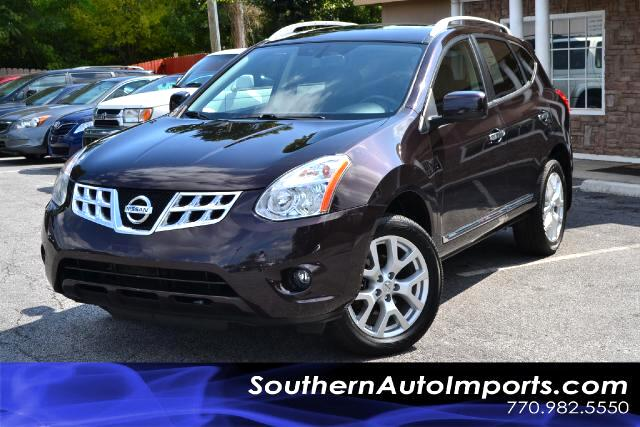 2011 Nissan Rogue ROGUE SV AWD WNAVIGATIONONE OWNERCLEAN CARFAX CERTIFIEDPLEASE CALL US AT