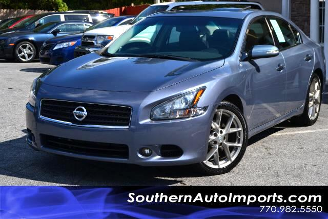 2011 Nissan Maxima 35 SV WSPORTPACKAGE  NAVIGATIONONE OWNERSUPER CLEANPLEASE CALL US AT 8