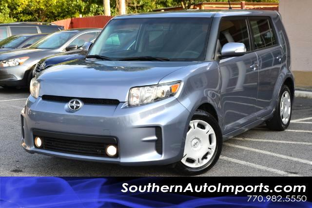2012 Scion xB SCION XBCLEAN CARFAX CERTIFIEDPLEASE CALL US AT 866-210-0391 TO DRIVE THIS VEHIC