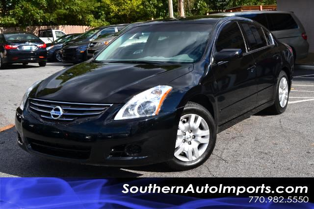 2011 Nissan Altima ALTIMA 25SONE OWNERCLEAN CARFAX CERTIFIEDCALL US NOW AT 866-210-0391 TO