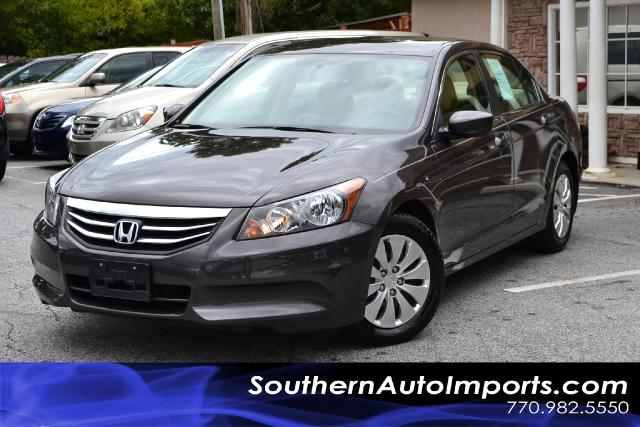 2011 Honda Accord LX MODELONE OWNERPLEASE CALL US AT 866-210-0391 TO DRIVE THIS VEHICLE HOME T