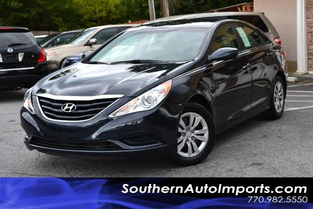2012 Hyundai Sonata SONATA GLSONE OWNERCLEAN CARFAX CERTIFIEDPLEASE CALL US AT 866-210-0391
