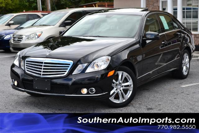 2011 Mercedes E-Class E350 4MATIC WNAVIGATIONONE OWNERCLEAN CARFAX CERTIFIEDPLEASE CALL US