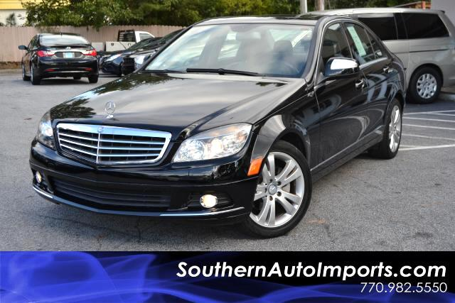 2009 Mercedes C-Class C300PLEASE CALL US AT 866-210-0391 TO DRIVE THIS VEHICLE HOME TODAYALL P