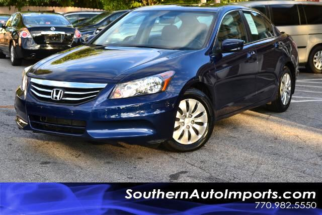 2012 Honda Accord LX MODELONE OWNERCLEAN CARFAX CERTIFIEDPLEASE CALL US AT 866-210-0391 TO D