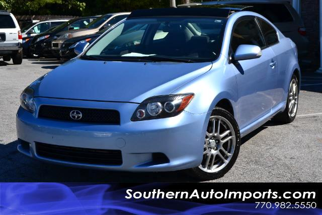 2010 Scion tC SCION TCONE OWNERCLEAN CARFAX CERTIFIEDPLEASE CALL US AT 866-210-0391 TO DRIVE