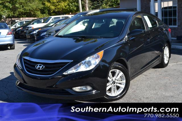 2013 Hyundai Sonata SONATA GLSONE OWNERCLEAN CARFAX CERTIFIEDPLEASE CALL US AT 866-210-0391