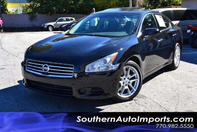 2011 Nissan Maxima 35S MODELONE OWNERCLEAN CARFAX CERTIFIEDPLEASE CALL US AT 866-210-0391 T