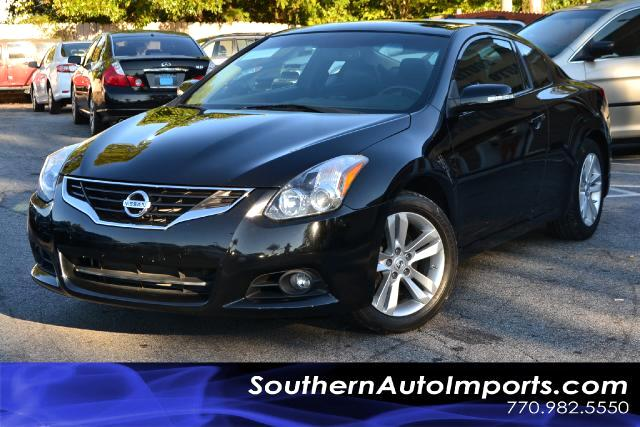 2011 Nissan Altima 25S COUPE WCONVENIENCE PLUS PACKAGEONE OWNERCLEAN CARFAX CERTIFIEDPLEAS