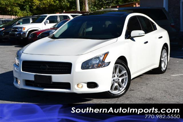 2011 Nissan Maxima 35SV WSPORT PACKAGEONE OWNERSUPER CLEANPLEASE CALL US AT 866-210-0391 T