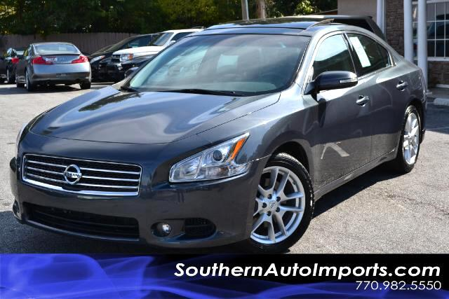 2011 Nissan Maxima 35SV WNAVIGATION AND SPORT PACKAGEONE OWNERCLEAN CARFAX CERTIFIEDPLEASE