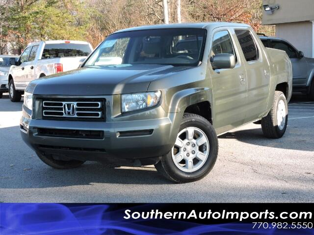 used 2006 honda ridgeline for sale in stone mountain ga 30087 southern auto imports. Black Bedroom Furniture Sets. Home Design Ideas