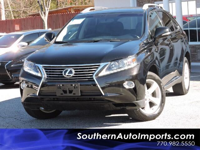 2013 Lexus RX 350 Premium Plus w/ Navigation Camera Bluetooth Sunroo