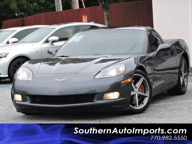 2013 Chevrolet Corvette 2LT W/NAVIGATION BOSE SOUND